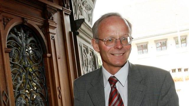 Schaffhausens Baudirektor Reto Dubach