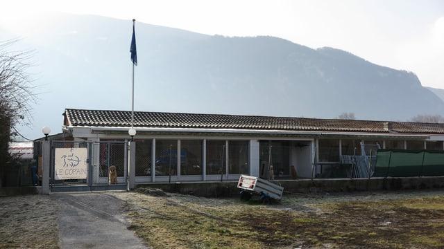 Ausbildungszentrum in Granges.