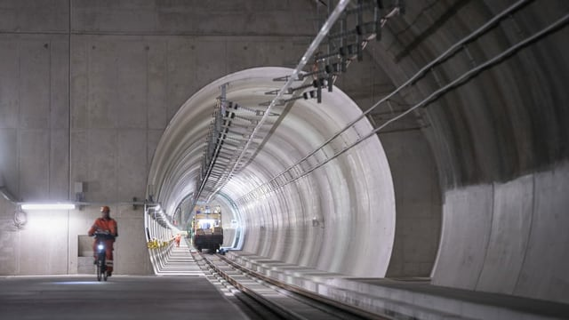 tunnel dal Ceneri.