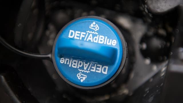 AdBlue Einführung am Auto