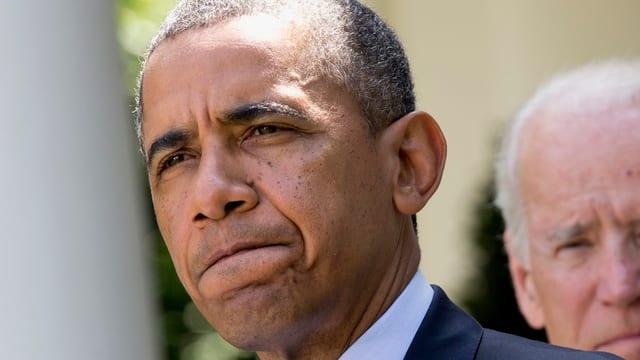 Noch Ende Juni gab sich Obama kämpferisch.
