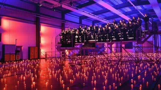 Video «Chormusik zum Advent» abspielen