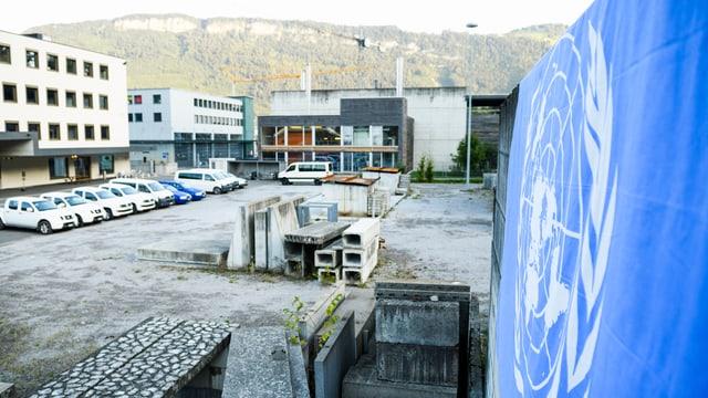 Die Swissint übt in Stans für ihre Auslandseinsätze.