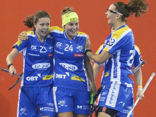 Die Kloten-Dietlikon Jets treffen im Final auf den schwedischen Meister.