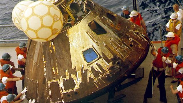Capsla da la nav spaziala Apollo 13