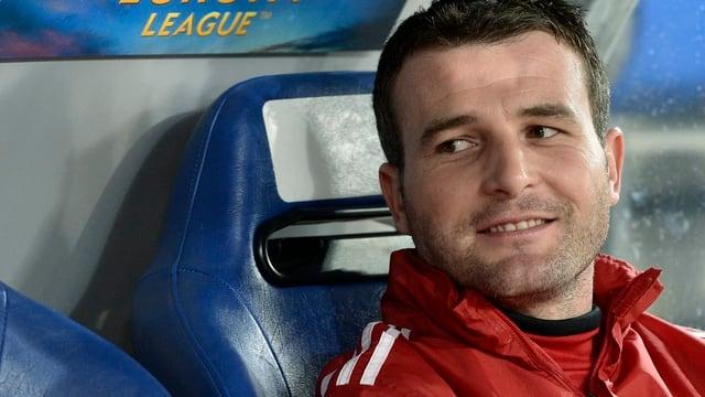 Alex Frei wird Sportchef beim FC Luzern.