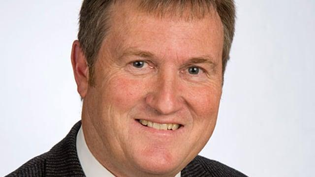 Porträt Wilfried Bührer.