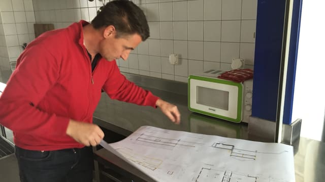 Roberto Zanetti studegia plans