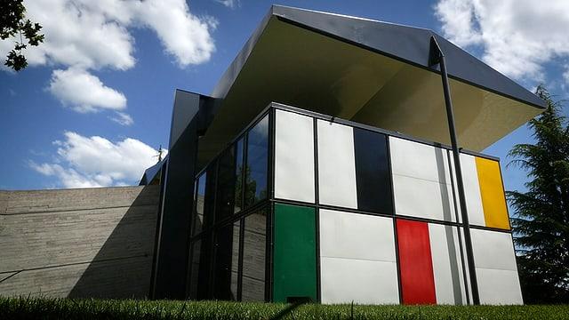 Video «ARTgenossen: Le Corbusier (1/5)» abspielen