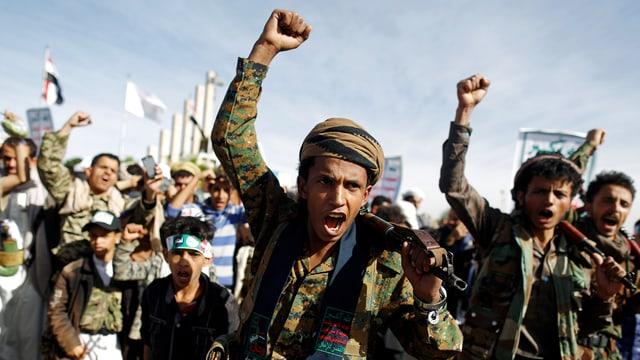 Seit bald fünf Jahren Krieg in Jemen