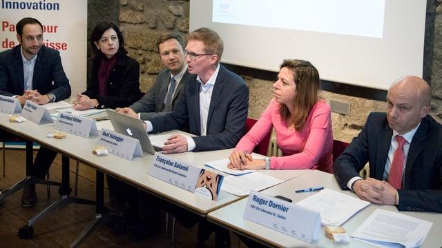 «FDP Urban» – die Antwort auf Links-Grün?