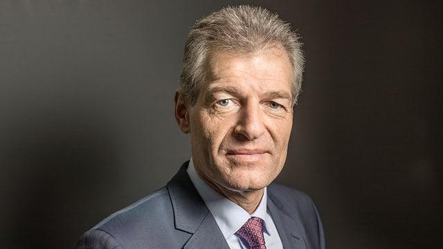Video «Roger Schawinski im Gespräch mit Heinz Karrer» abspielen