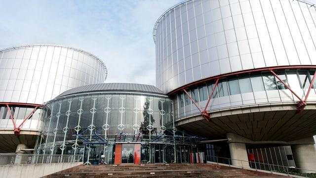 Il Tribunal europeic dals dretgs umans a Strasbourg.