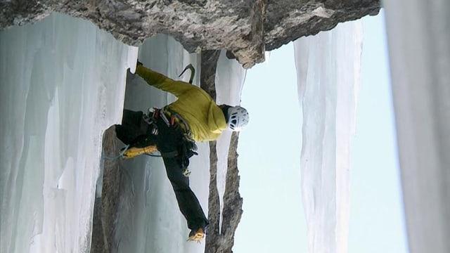 Video «Drei Abenteurer in Fels und Eis (Winter-Challenge Spezial 12-4)» abspielen