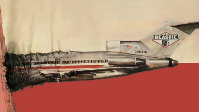 Das ganze Cover von «Licensed to Ill».