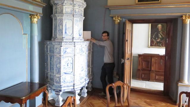Zimmer im Schloss