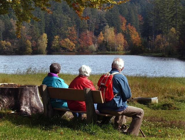 L'acziun «Il Grischun va a spass» sa drizza a senioras e seniors 66+.