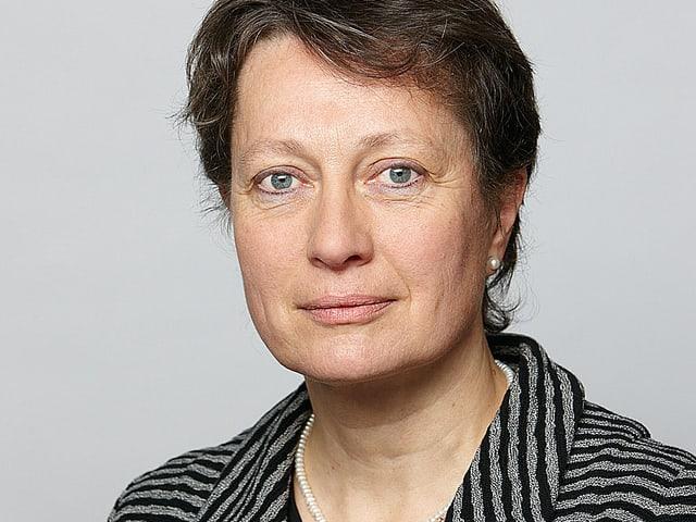 Porträt von Doris Huber.