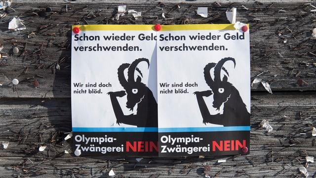 La campagna dals adversaris ha pudì persvader meglier votants e votantas dal Grischun.