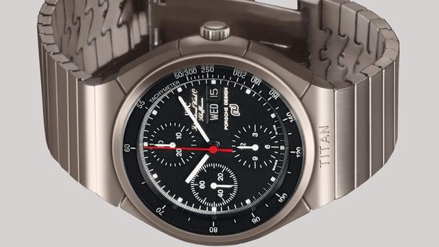 Uhr von Porsche-Design