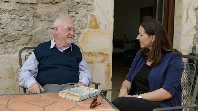 Im Gespräch mit Historiker Armin Wolf
