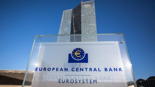 EZB-Gebäude in Frankfurt/Main
