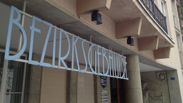 Bezirksgebäude Lenzburg