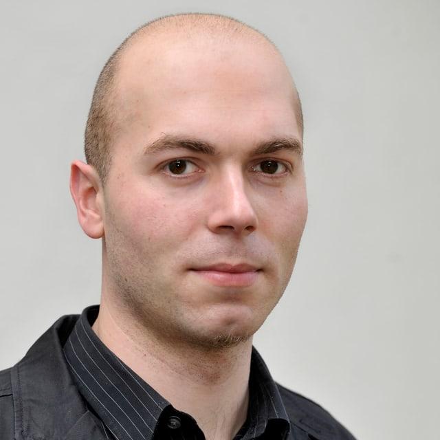 Portrait Oliver Meier