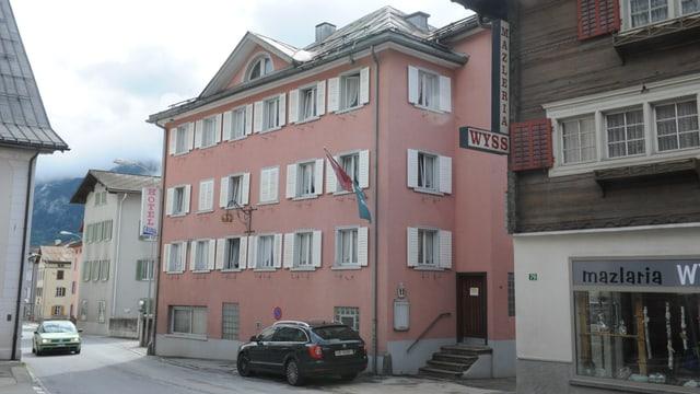 Hotel Cruna a Trun