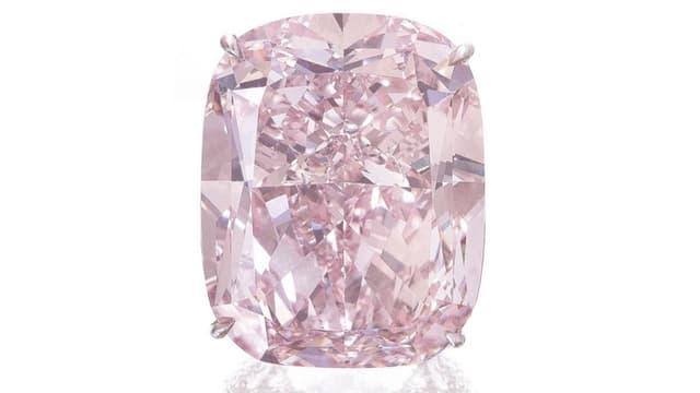 Pinker Diamant.