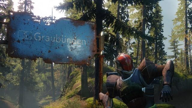 Destiny spielt in der Schweiz!