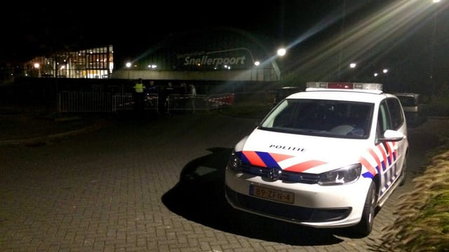 auto da polizia avant halla