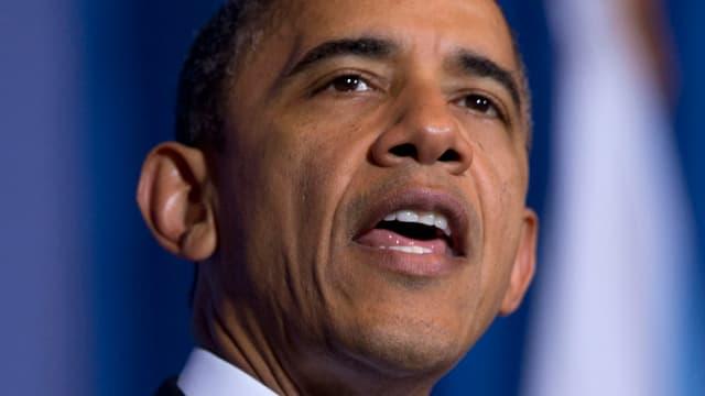 Person des Jahres für das «Time»-Magazin: US-Präsident Barack Obama