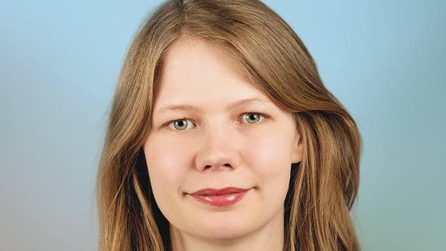 Portrait von Nina Hüsser