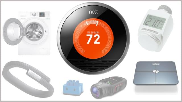 Nest könnte dank Google zum Marktführer bei Connected Devices werden.