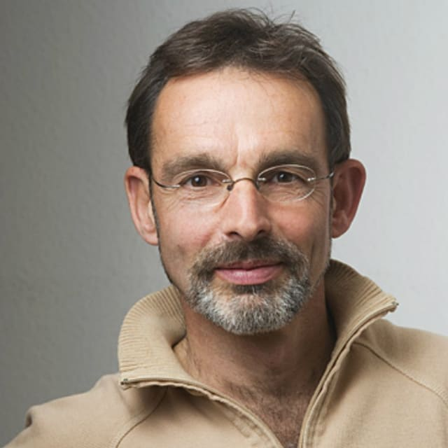 Rolf Nyfeler, Lerncoach und Psychotherapeut