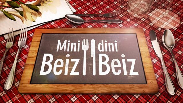 Video «Kanton Freiburg – Tag 3 – Restaurant Chez Alain» abspielen