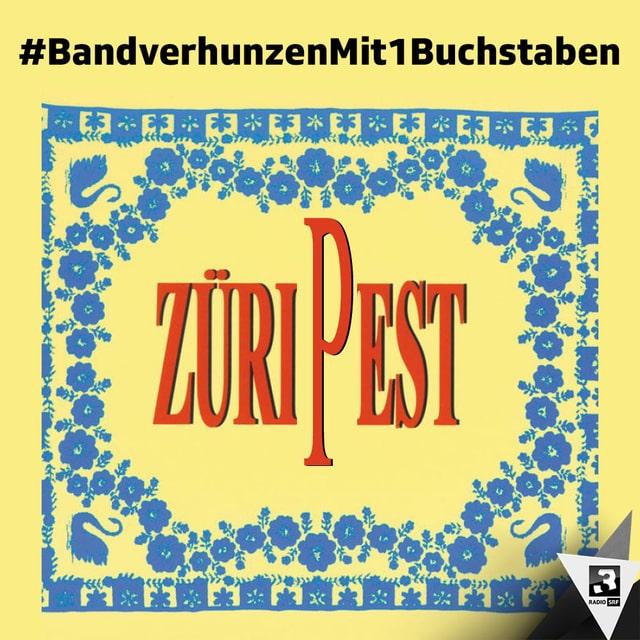 Züriwest-Bandcover