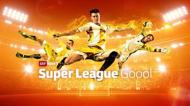 Logo Super League Goool