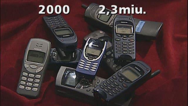 Models da telefonins l'onn 2000