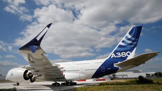 Der neue A380plus.