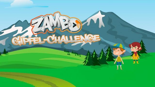 Schafft es die «Zambo»-Welt diesen Sommer auf die höchsten Gipfel der Schweiz?