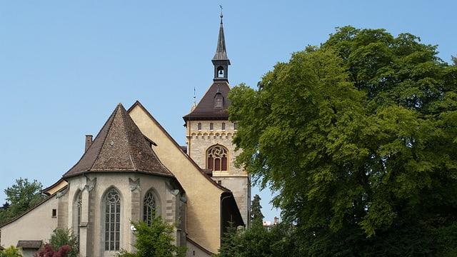 Katholische Kirche St. Martin in Arbon.