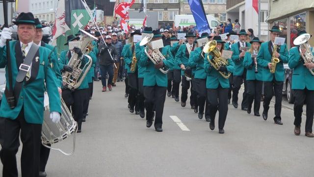 Musikgesellschaft Oberegg