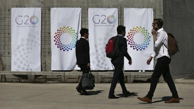G20-Gipfel der Finanzminister in Buenos Aires.