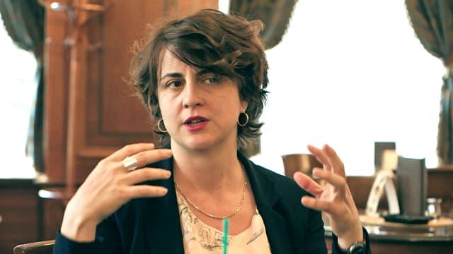 «Im Dokumentarfilm kannst du organischer arbeiten», sagt Regisseurin Andrea Štaka.
