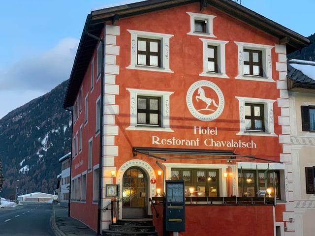 Hotel/Restaurant Chavalatsch
