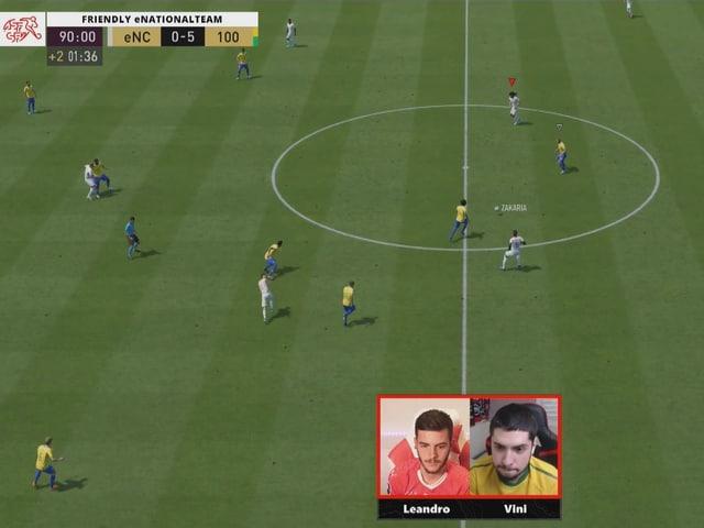 eSports Schweiz Brasilien
