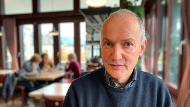 Alfred Fritschi, Co-Präsident SP Horgen