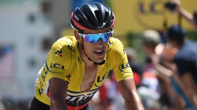 So würde sich Richie Porte auch an der Tour de France gerne sehen.